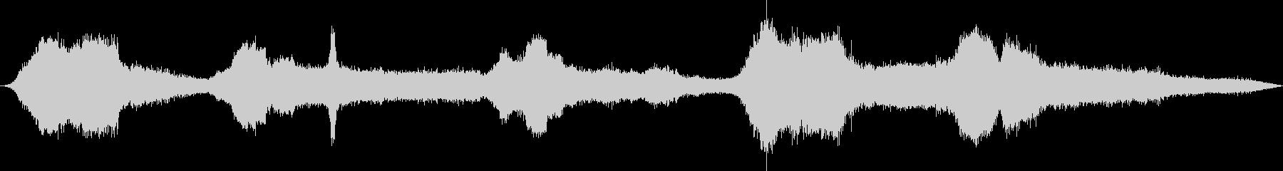 GmキャデラックCts:内線:機内...の未再生の波形
