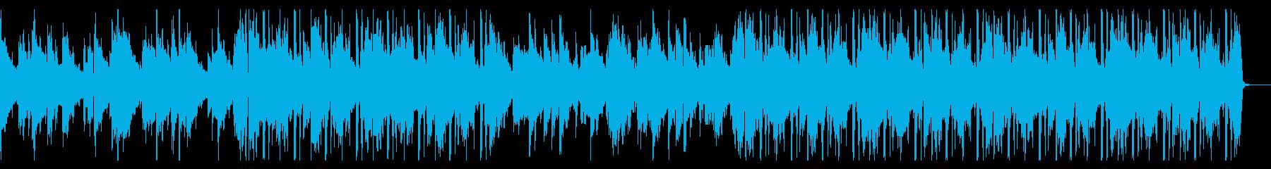 揺らめき/チル_No690_1の再生済みの波形