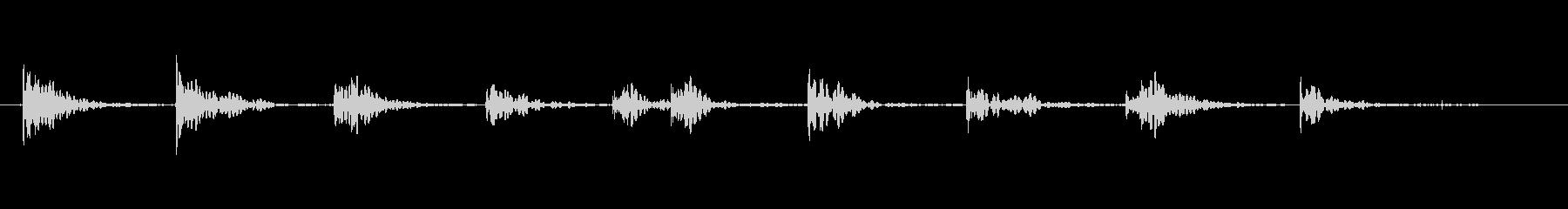 インテリア:ウッドフロア:ソフトブ...の未再生の波形