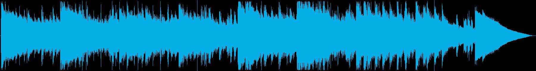 フュージョン ジャズ 実験的 企業...の再生済みの波形