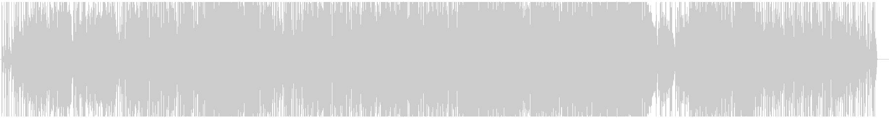 Basic feat.STUTSの未再生の波形