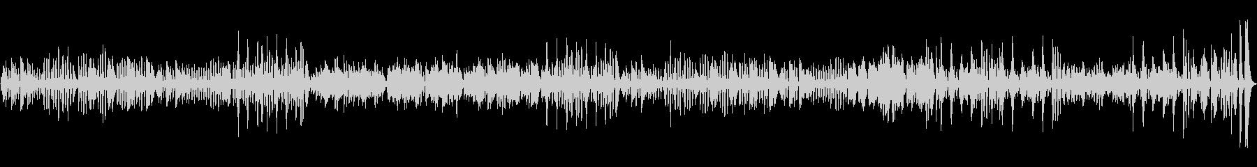 モーツァルトのトルコ行進曲をピアノ演奏での未再生の波形