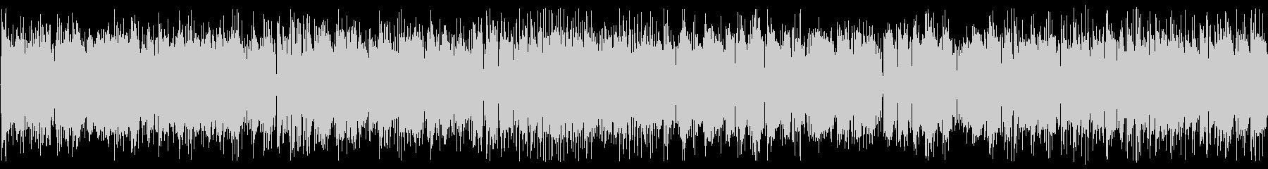 「交響曲第40番 」アシッドジャズの未再生の波形