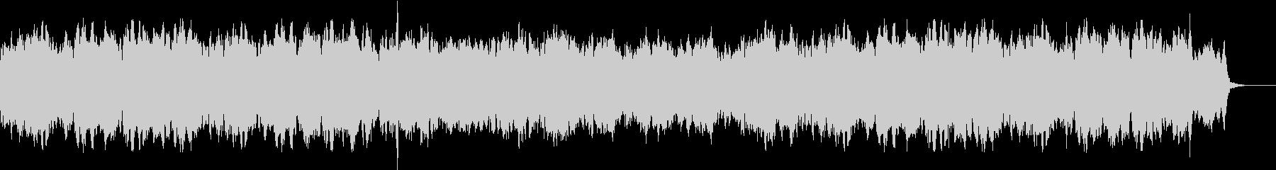 感動的な場面に合う弦楽四重奏の未再生の波形