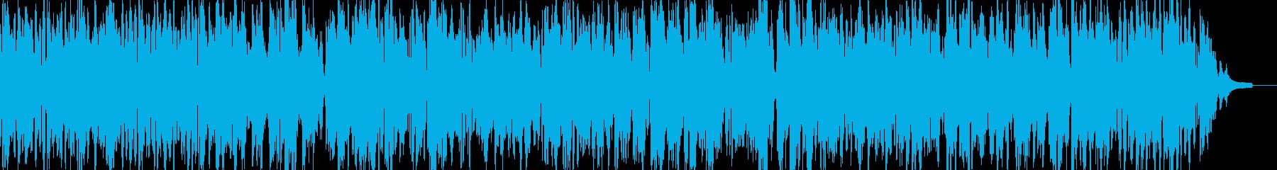 サックスがめっちゃ官能的なスロージャズの再生済みの波形