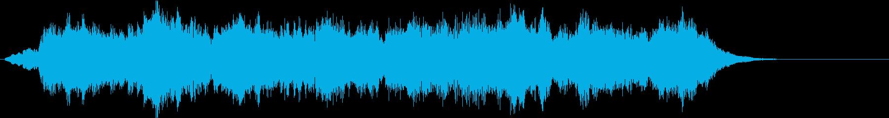 ピアチェル・ダモール/愛を演出するBGMの再生済みの波形