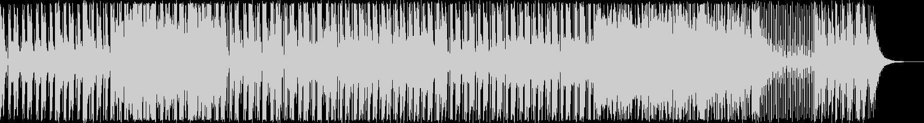 低音が効いたChill Mix 1.5の未再生の波形