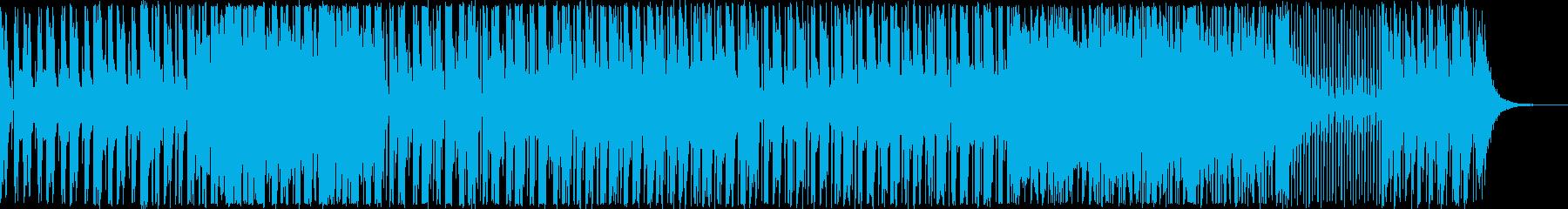 低音が効いたChill Mix 1.5の再生済みの波形