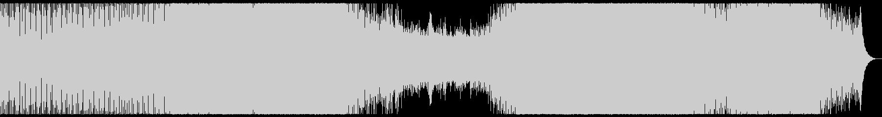 Progressive house with quiet excitement.'s unreproduced waveform