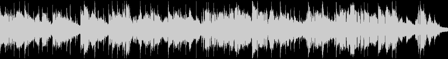 スムースジャズ系のバラード※ループ仕様版の未再生の波形