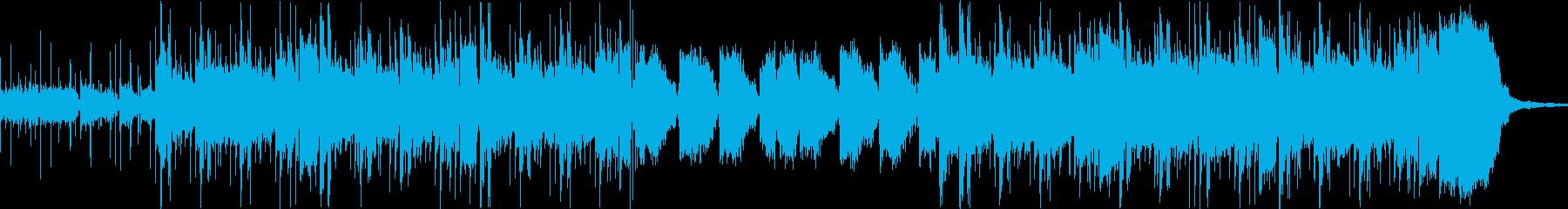 クールなグルーブを備えたアンビエン...の再生済みの波形
