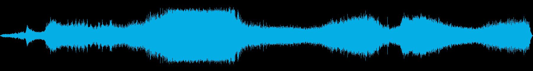 ベルジェットレンジャー:EXT:ア...の再生済みの波形