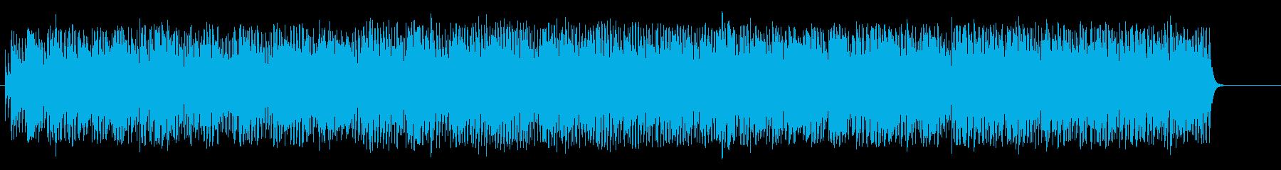よく知られている曲「Tippera...の再生済みの波形