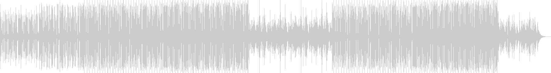 bpm120-あなたに夢中な情熱のEDMの未再生の波形