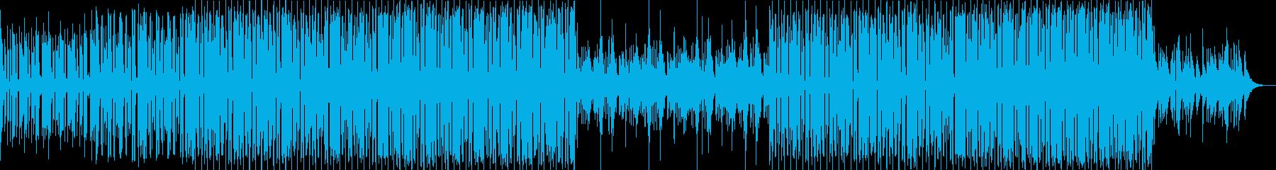 bpm120-あなたに夢中な情熱のEDMの再生済みの波形