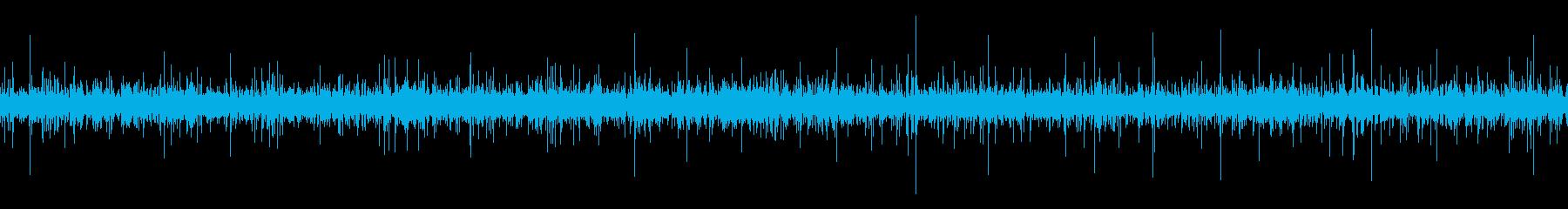 川のせせらぎ(小川)C(ループ再生可)の再生済みの波形