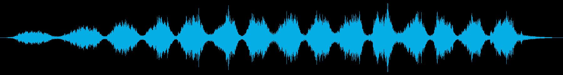 2人のクロスカットのこぎり:のこぎ...の再生済みの波形