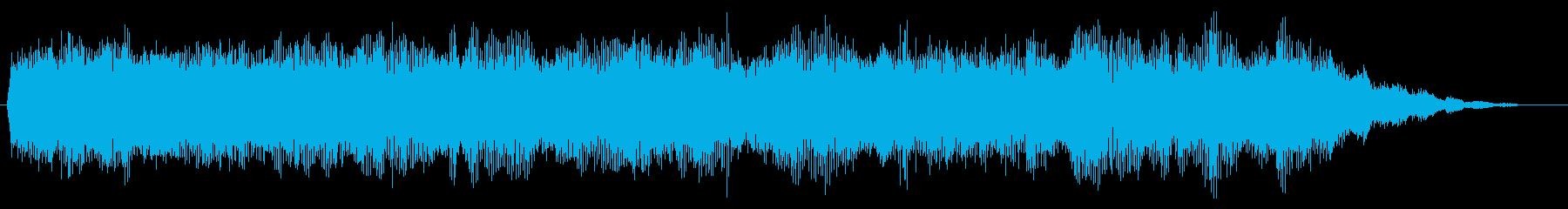 トランジション パッドスイープブラス01の再生済みの波形