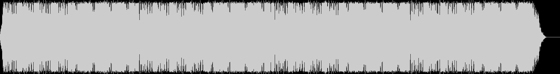 ビオラとチェロの爽やかなBGMの未再生の波形