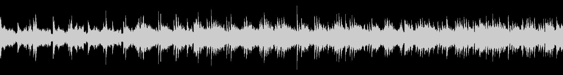 メローなピアノソロインストBGMの未再生の波形
