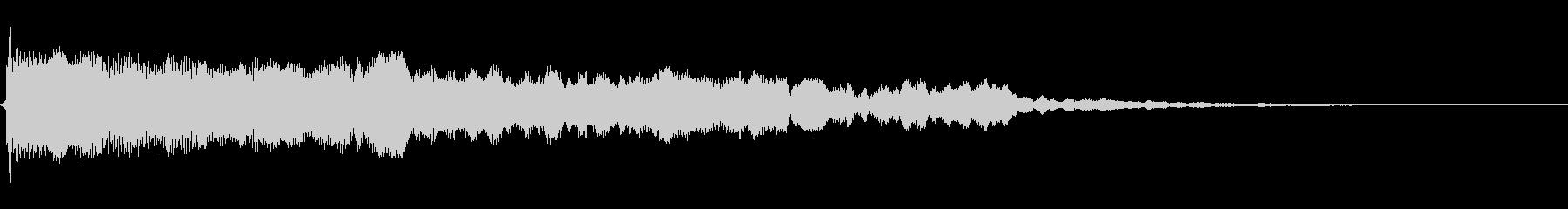 ロックブルースバンパー4の未再生の波形
