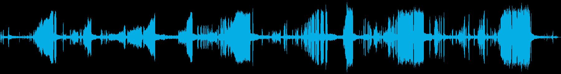 250 CCモトクロス:オンボード...の再生済みの波形