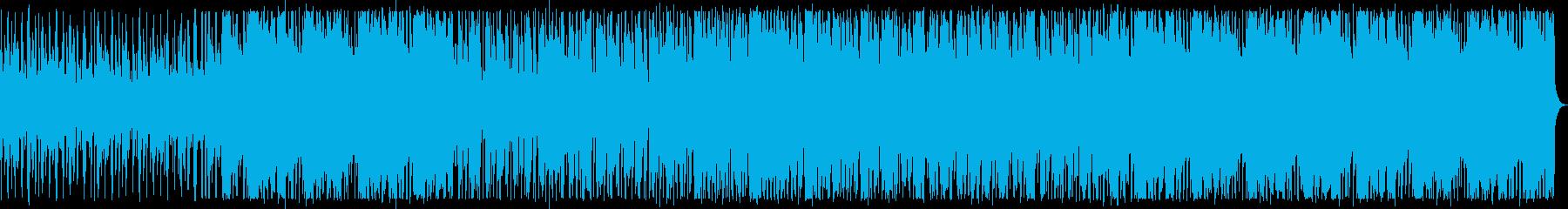 爽やか/オルガン/夕日_No434の再生済みの波形