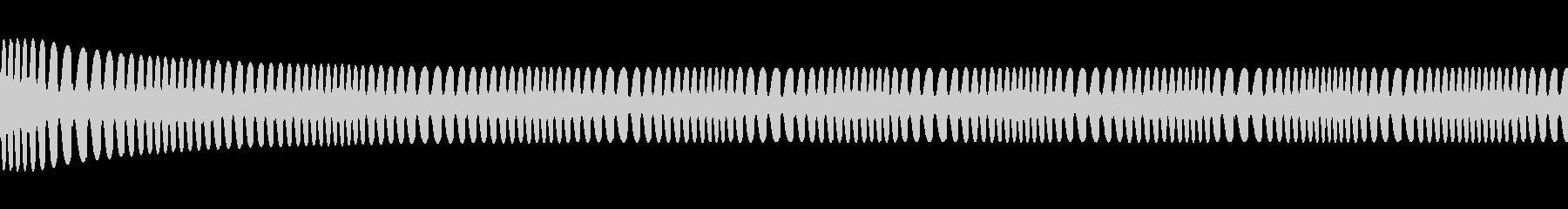 宇宙エンジン、MOOG; DIGI...の未再生の波形