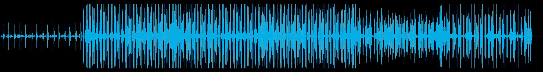ハウス・洋楽系・お洒落・ユーモア・モダンの再生済みの波形
