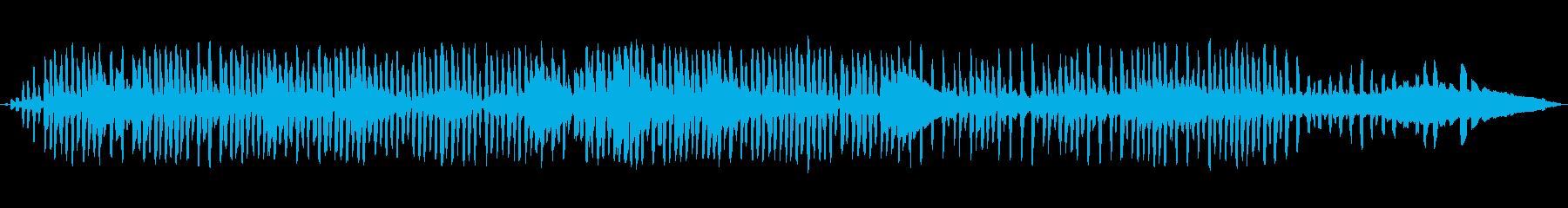 ファンク。融合。伸びています。 U...の再生済みの波形