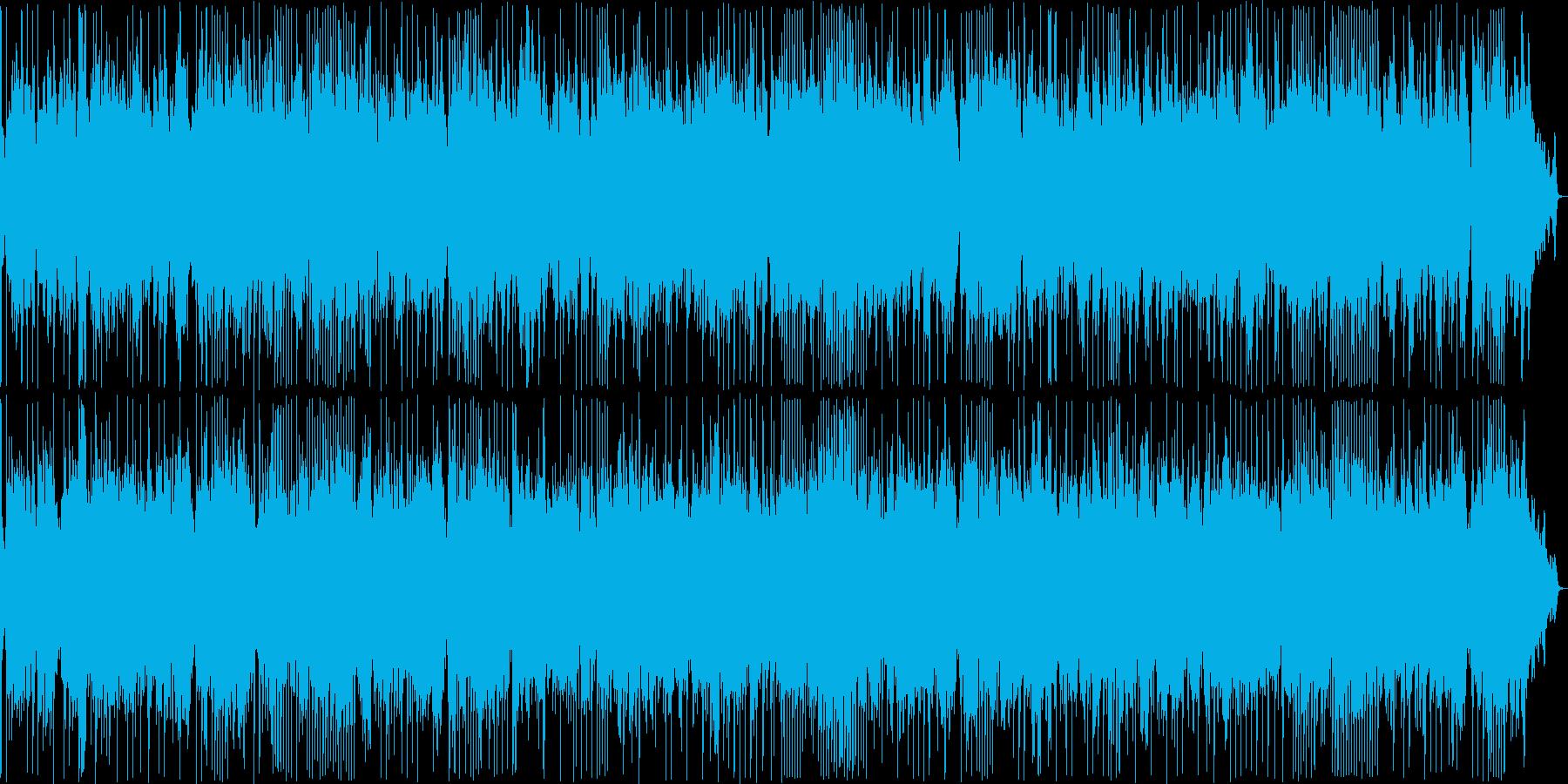 ノクターン変ホ長調 / ショパン(和風)の再生済みの波形