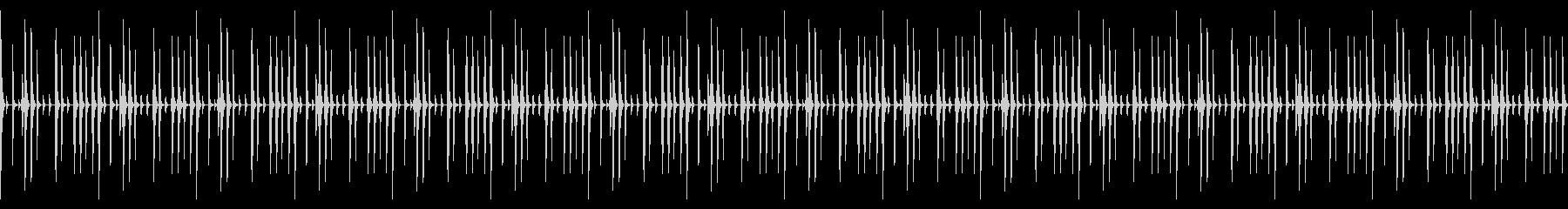 電子書籍・ゲーム・アプリ・日常ドラムソロの未再生の波形