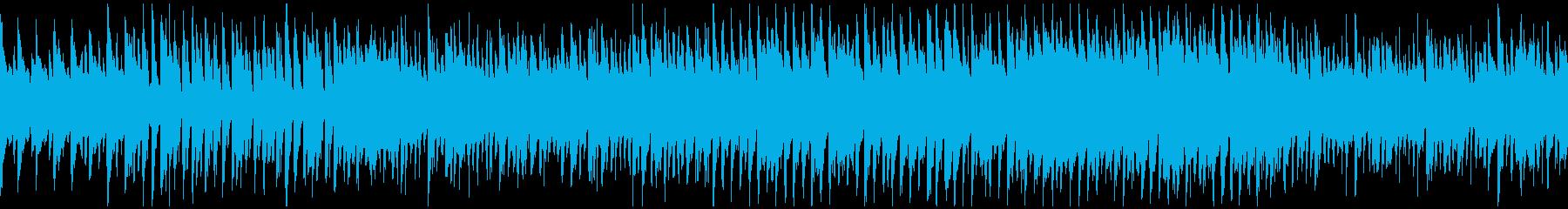 ハッピーで爽やか楽しいウクレレ※ループ版の再生済みの波形