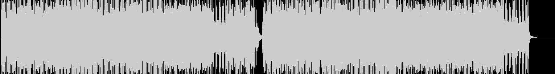 HARDROCK、DRAK ROCKの未再生の波形