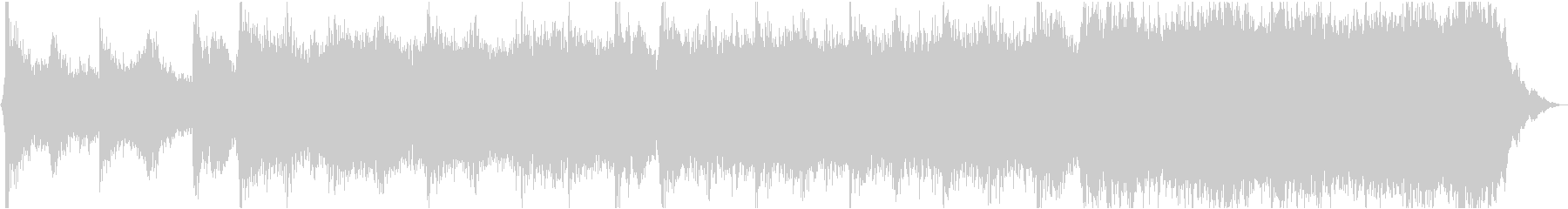 現代的 交響曲 プログレッシブ 広...の未再生の波形