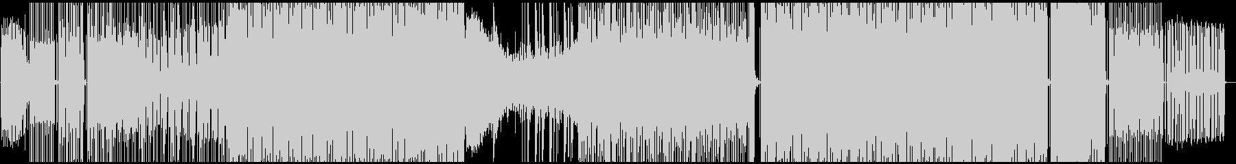 クラシックハウスのリズム。バックグ...の未再生の波形