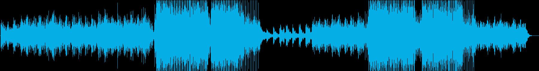 南国リゾ~ト!海外趣向トロピカルハウス②の再生済みの波形