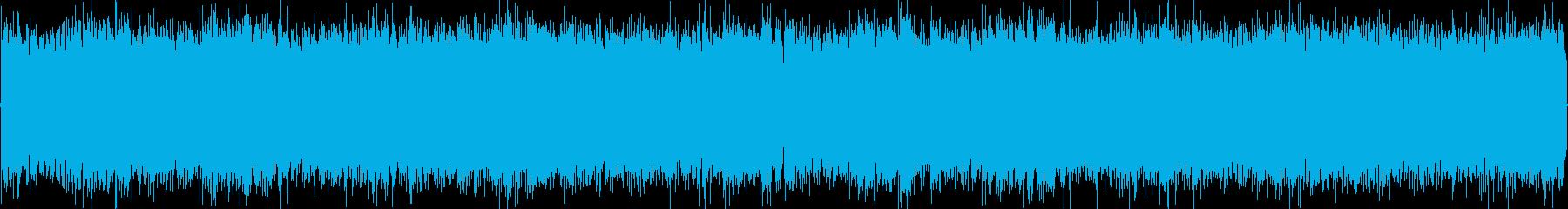 ロック_デジタル_切ない_3の再生済みの波形