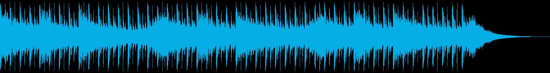 説明(30秒)の再生済みの波形