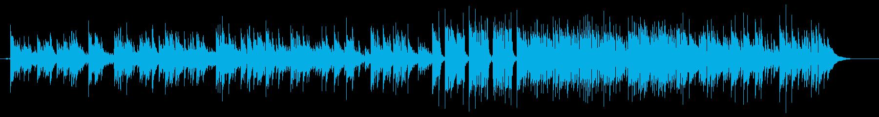 Terezeの再生済みの波形