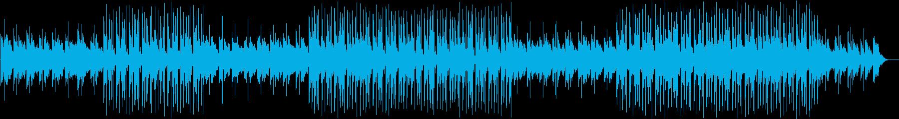 kawaii R&B・lofiチルアウトの再生済みの波形