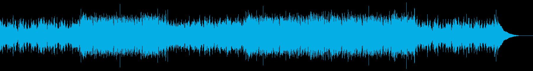 生演奏ウクレレ爽やかかわいいオープニングの再生済みの波形