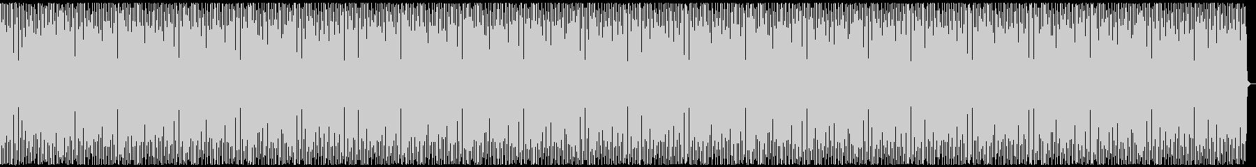 [ニュース報道]無機質:07、10分の未再生の波形