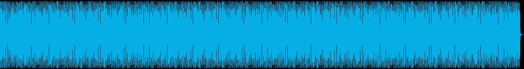 [ニュース報道]無機質:07、10分の再生済みの波形