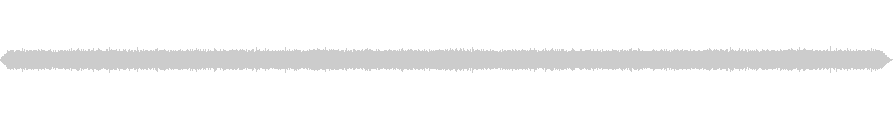 川の音5~渓流~急流~【生録音】の未再生の波形