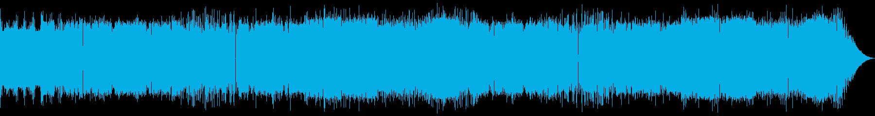 【8bit】哀しみのユフレインボスバトルの再生済みの波形