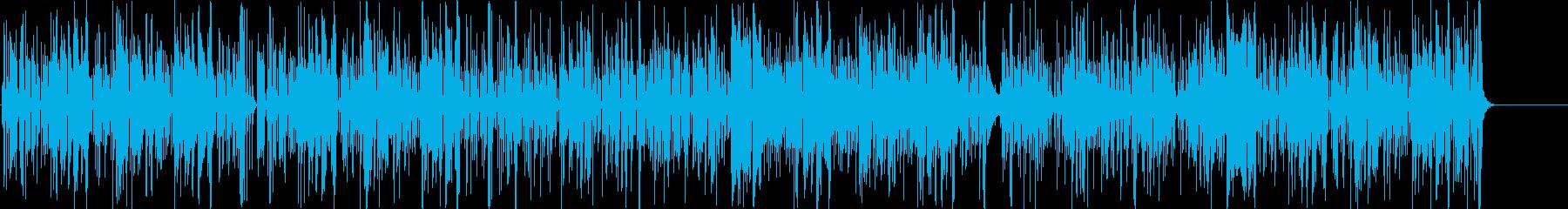 ファンク アメリカ 情報 流行 軽快の再生済みの波形