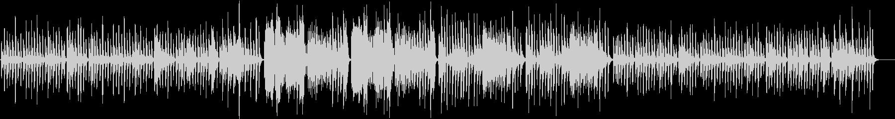 ゴセックのガヴォットを生ヴァイオリンでの未再生の波形
