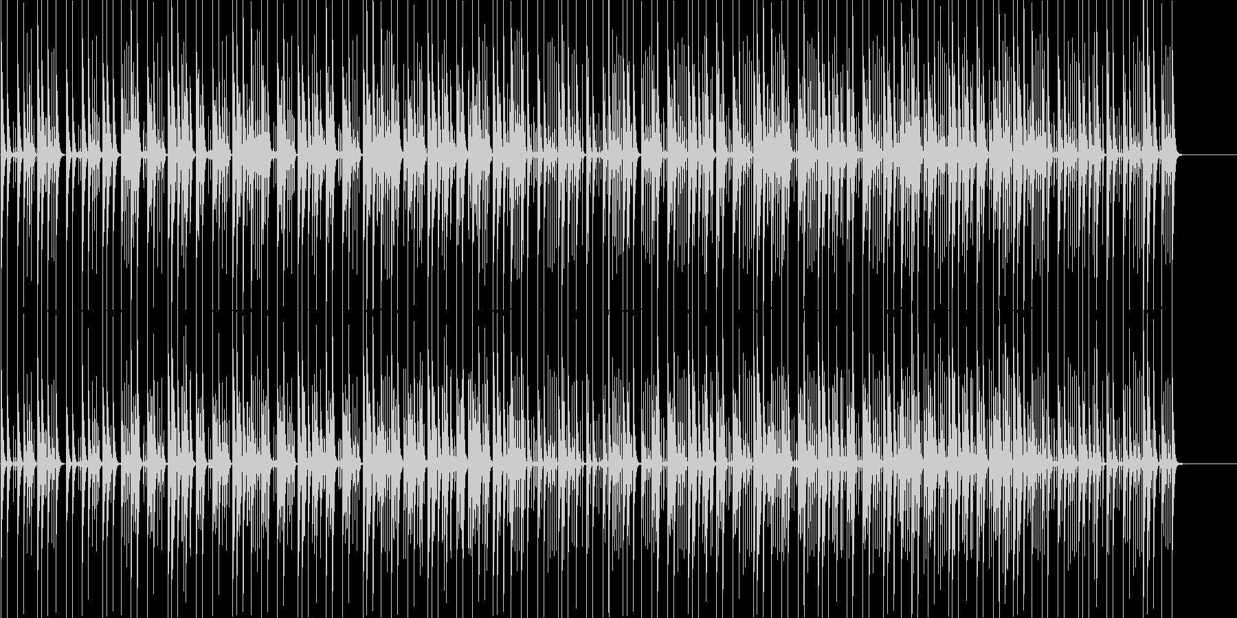 YouTube 木琴・日常・料理の未再生の波形