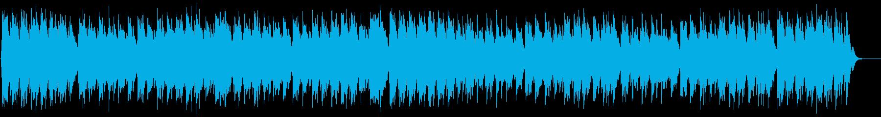 ちっちゃなくも オルゴールの再生済みの波形
